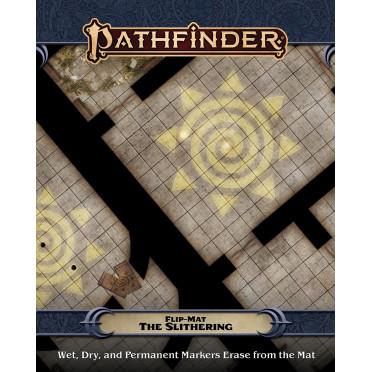 Pathfinder Flip-Mat: The Slithering