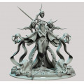 3D Printed Miniatures: Lady of Entropy 0