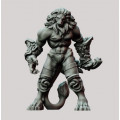 3D Printed Miniatures: Leonidal Agathion 0