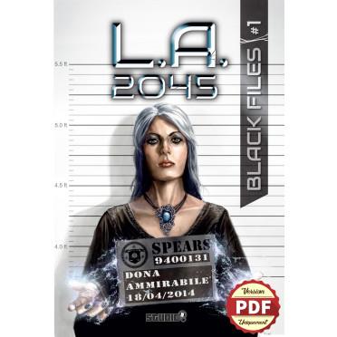 L.A.2045 - Black Files 1 - Version PDF