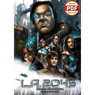 L.A.2045 - Cartes Blanches - Version PDF