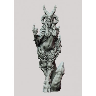 3D Printed Miniatures: Lilith