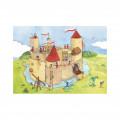 Puzzle Panique au Chateau Fort - 24 pièces 1