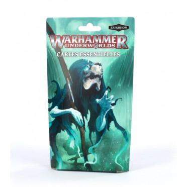 Warhammer Underworlds: paquet de cartes essentielles