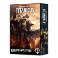 Adeptus Titanicus : The Horus Heresy - Warmaster Heavy Battle Titan 0