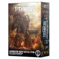 Adeptus Titanicus : The Horus Heresy - Warmaster Heavy Battle Titan 1