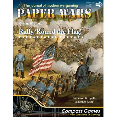 Paper Wars 96 - Rally Round the Flag