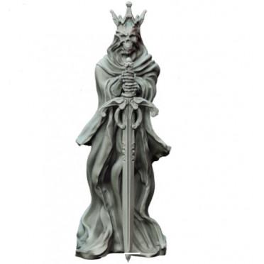 3D Printed Miniatures: Sword Wraith - Crown