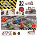 Zombicide 2nd Edition Paint Set 1