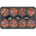 Feldherr Magnetic Box Yellow for Tokens and Small Game Material 4