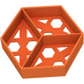 Feldherr Magnetic Box Yellow for Tokens and Small Game Material 8