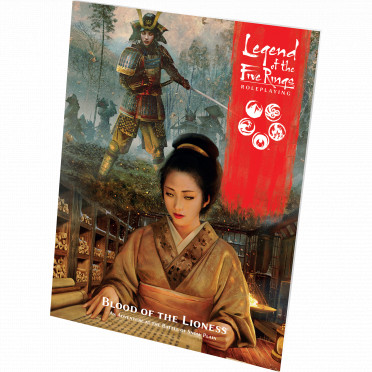 Legend of the Five Rings Roleplaying - Blood of the Lioness