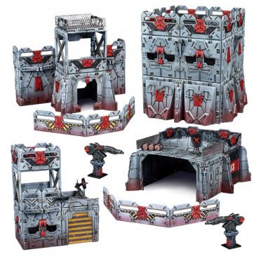 TerrainCrate: Base Militaire
