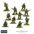 Bolt Action - British & Canadian Army (1943-45) Starter Army 4