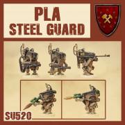 Dust - PLA Steel Guard Multi-Option Squad