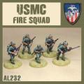 Dust - USMC Fire Squad 0