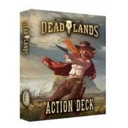 Deadlands The Weird West - Action Deck