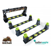Gaslands compatible Gate & Checkpoints