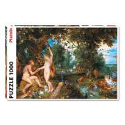 Puzzle - Brueghel & Rubens - Eden - 1000 pièces