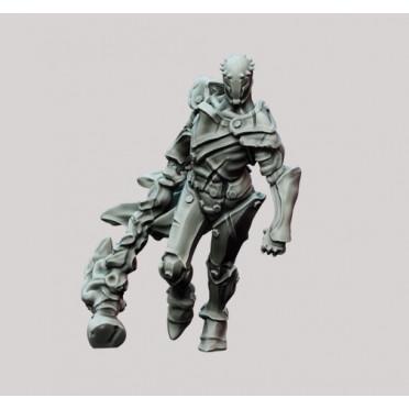 3D Printed Miniatures: Hammer Archon