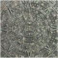 """Dice tray Mayan - 8,5"""" x 8,5"""" 1"""