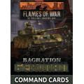 Flames of War - Bagration: German Command Cards 0