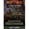 Flames of War - Bagration: German Unit Cards 0