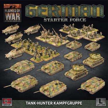 Flames of War - German Tank-Hunter Kampfgruppe