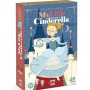 Puzzle - My Little Cinderella - 36 Pièces