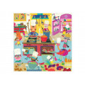 Puzzle - I want to be... Chef - 36 Pièces 1