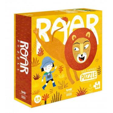 Puzzle - Roar - 36 Pièces