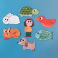 Puzzle - I Love My Pets - 21 pièces 1
