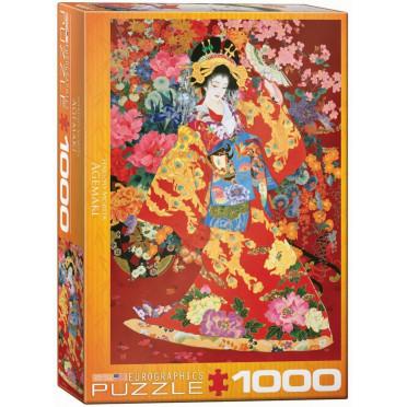 Puzzle - Haruyo Morita - Agemaki - 1000 Pièces