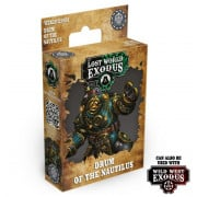 Lost World Exodus - Crown - Drum of the Nautilus