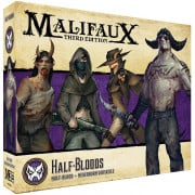 Malifaux 3E - Neverborn - Half-Bloods
