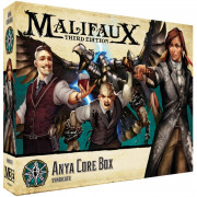 Malifaux 3E  - Explorer's Society- Anya Core Box
