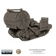 Bolt Action - Churchill AVRE with Bobbin