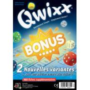 Qwixx Bonus - Bloc de score