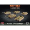 Flames of War -  Panzer IV/70 Platoon 0