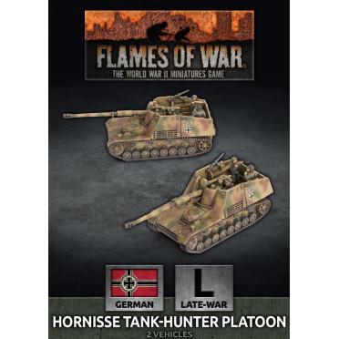 Flames of War - Hornisse Tank-Hunter Platoon