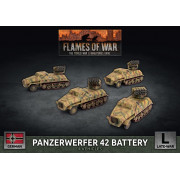 Flames of War - Panzerwerfer 42 Battery