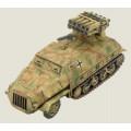 Flames of War - Panzerwerfer 42 Battery 2