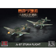 Flames of War - Ju 87 Stuka Flight