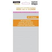 "Sleeve Kings - ""French Tarot"" - 61x112mm - 110p"