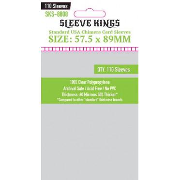 Sleeve Kings - Standard USA Chimera Card - 57.5x89mm - 110p