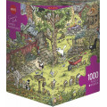 Puzzle - Garden Adventures de Simon Tofield – 1000 Pièce 0