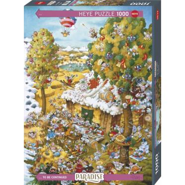 Puzzle - In Summer de Michael Ryba - 1000 Pièces