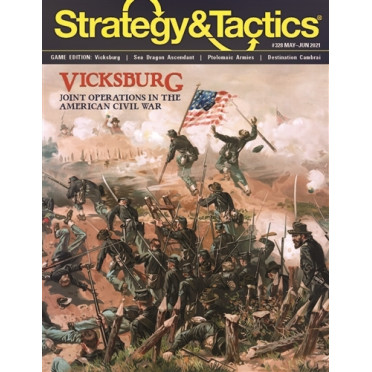 Strategy & Tactics 328 - Vicksburg