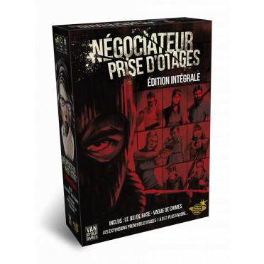 Négociateur Prise d'Otages & Vagues de Crimes - Edition Collector