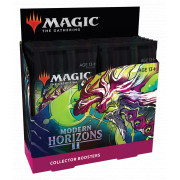 Magic The Gathering : Modern Horizons 2 - 12 Collector boosters Display